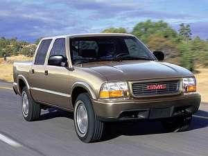 GMC Sonoma  (GMT400) 2.2 i SWB 2WD 120 HP