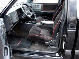 GMC Syclone 4.3 i V6 4WD 279 HP