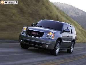 GMC Yukon (GMT800) 5.3 i V8 4WD SLE 288 HP