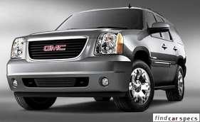 GMC Yukon (GMT900) 5.3 i V8 16V 4WD 324 HP