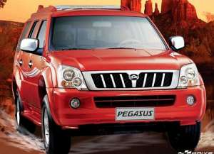 Great Wall Pegasus 2.2 4WD 105 HP