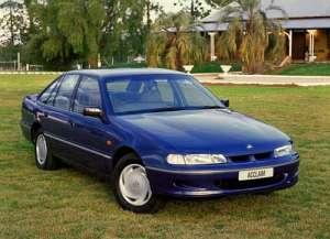 Holden Commodore 3.8 i V6 Acclaim 177 HP