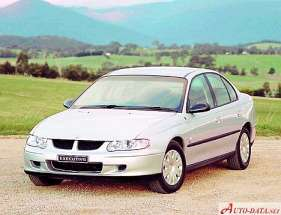 Holden Commodore (VT) 5.7 i V8 320 HP
