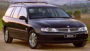 Holden Commodore Wagon (VT) 3.8 i V6 Executive 207 HP
