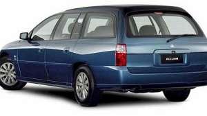 Holden Commodore Wagon (VT) 5.7 i V8 Executive 306 HP