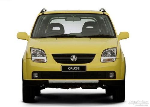 Holden Cruze 1.5 i 16V AWD 100 HP
