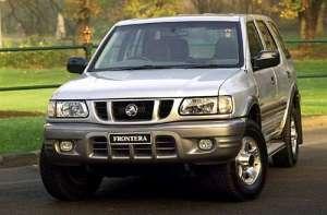 Holden Frontera (4-type) 3.2 i V6 24V 4WD 205 HP