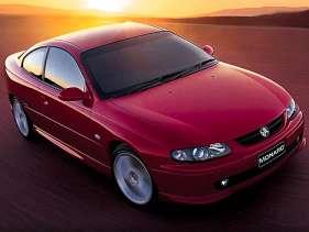 Holden Monaro 3.8 V6 233 HP
