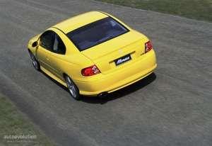 Holden Monaro 5.7 i V8 320 HP