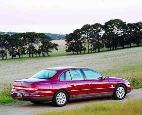 Holden Statesmann (VH) 3.8 i V6 SC 233 HP