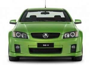 Holden UTE III 3.6 V6 265 HP SV6