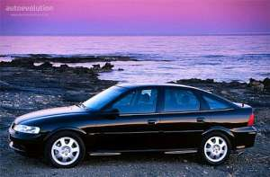 Holden Vectra Hatcback (B) 2.0 i 16V 136 HP