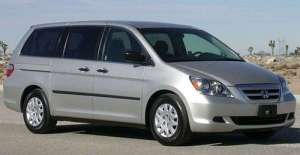 Honda Odyssey III 2.4 i 16V 4WD 160 HP