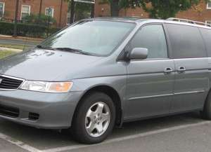 Honda Shuttle II 3.5i V6 243HP