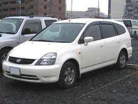 Honda Stream 1.7 i 125 HP