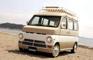 Honda Vamos (HM1) 0.7 i 12V Turbo 4WD 64 HP