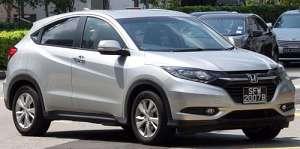 Honda Vezel 1.5 CVT (130 HP) 4WD