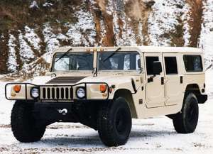 Hummer Hummer 6.5 D 170 HP
