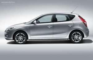 Hyundai i30 2.0 143 HP Automatik
