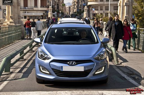 Hyundai i30 II Facelift Hatchback 3 door 1.4 MT (100 HP)