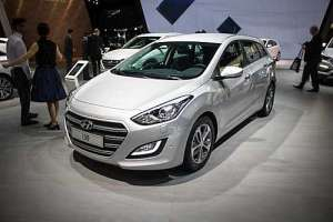 Hyundai i30 II Facelift Hatchback 5 door 1.6d AT (110 HP)