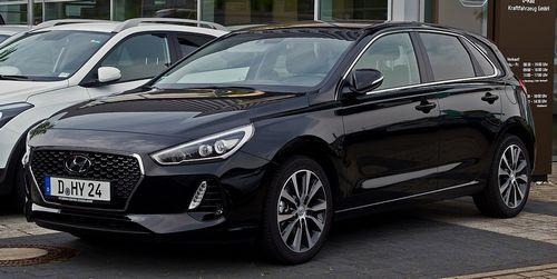 Hyundai i30 II Facelift Hatchback 5 door 1.6d MT (136 HP)
