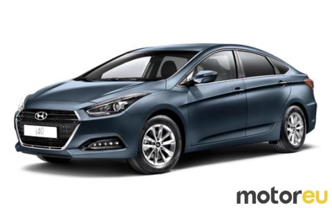 Hyundai i40 2.0GDI (178Hp)