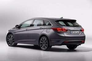 Hyundai i40 I Facelift Estate 1.7d AT (141 HP)