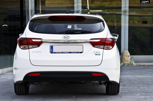 Hyundai i40 I Facelift Sedan 1.6 MT (135 HP)