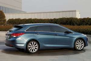 Hyundai i40 Wagon 2.0 AT (150 HP)