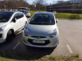 Hyundai ix20 1.6 (125Hp)