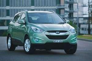 Hyundai ix35 2.0 MT (150 HP)