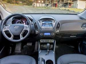 Hyundai ix35 2.0d AT (184 HP) 4WD
