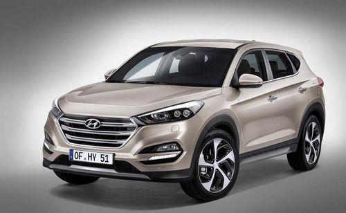 Hyundai ix35 2.0d MT (136 HP) 4WD