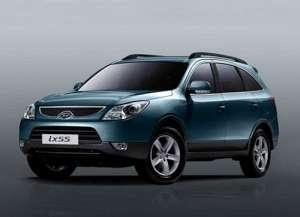 Hyundai ix55 3.8 V6 24V 264 HP