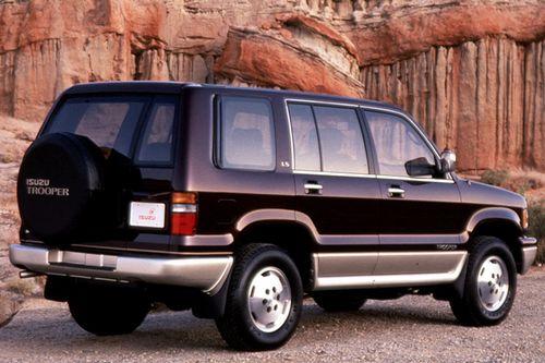 Isuzu Bighorn (SUV) 3.2 i V6 200 HP