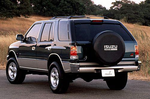 Isuzu Rodeo 2.6 i S 120 HP