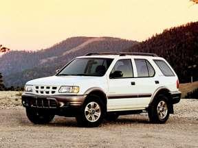 Isuzu Rodeo (UTS-145) 3.2 i V6 24V L  4WD 208 HP