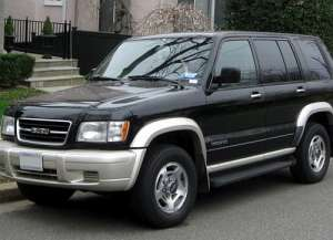 Isuzu Trooper 3.0 DTI Wagon 159 HP