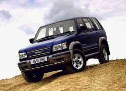 Isuzu Trooper (LS) 3.2 i V6 24V 190 HP