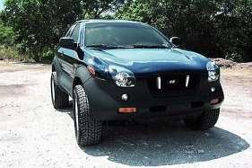 Isuzu VehiCross 3.5 i V6 24V 4WD 3 dr 215 HP
