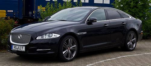 Jaguar XJ IV (X351) Facelift Long 5.0 AT (510 HP) 4WD