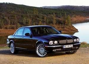 Jaguar XJ (X350|NA3) 4.2 i V8 32V 300 HP