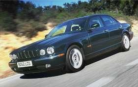 Jaguar XJ (X350|NA3) 4.2 i V8 32V 400 HP