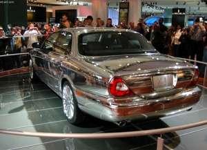 Jaguar XJ (X350|NA3) 4.2 i V8 32V L 298 HP