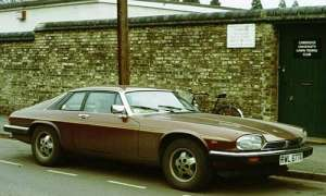 Jaguar XJS Coupe 6.0 302 HP