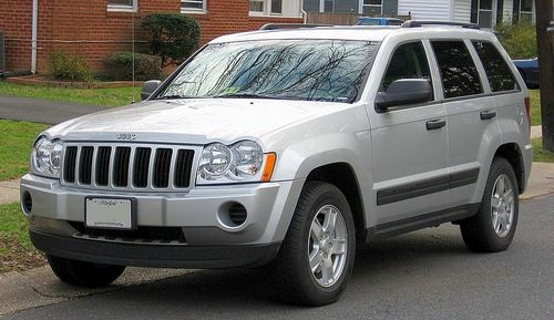 Jeep II (WK2) Facelift 6.4 AT (468 HP) 4WD