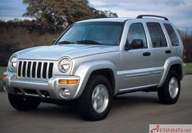Jeep Liberty 3.7 i V6 12V 213 HP