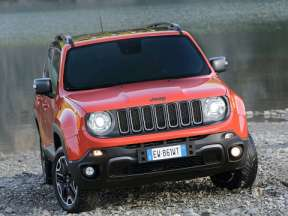 Jeep Renegade 2.0d AT (140 HP) 4WD