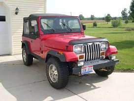 Jeep Wrangler I 2.5 i 121 HP